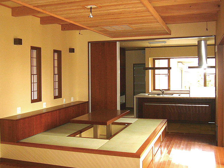 日本ハウスHD(旧:東日本ハウス)の施工事例1